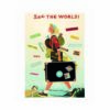 Poster see the world Cavallini
